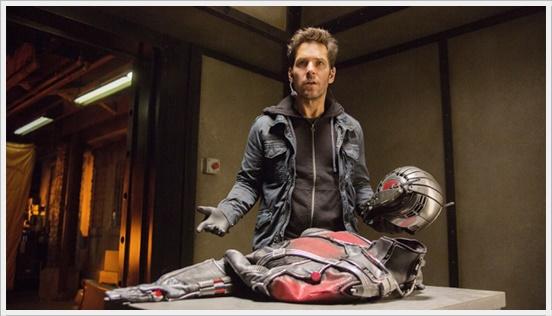 Scott Lang : Ant-Man