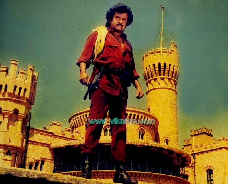 RAJINIKANTH IN 'DARMATHIN THALAIVAN' MOVIE