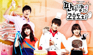 Alfeea Blog: Download Drama Korea Miss Panda and The hedgehog (2012