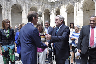 fEIJOO NA Reapertura del Museo Catedralicio de Lugo