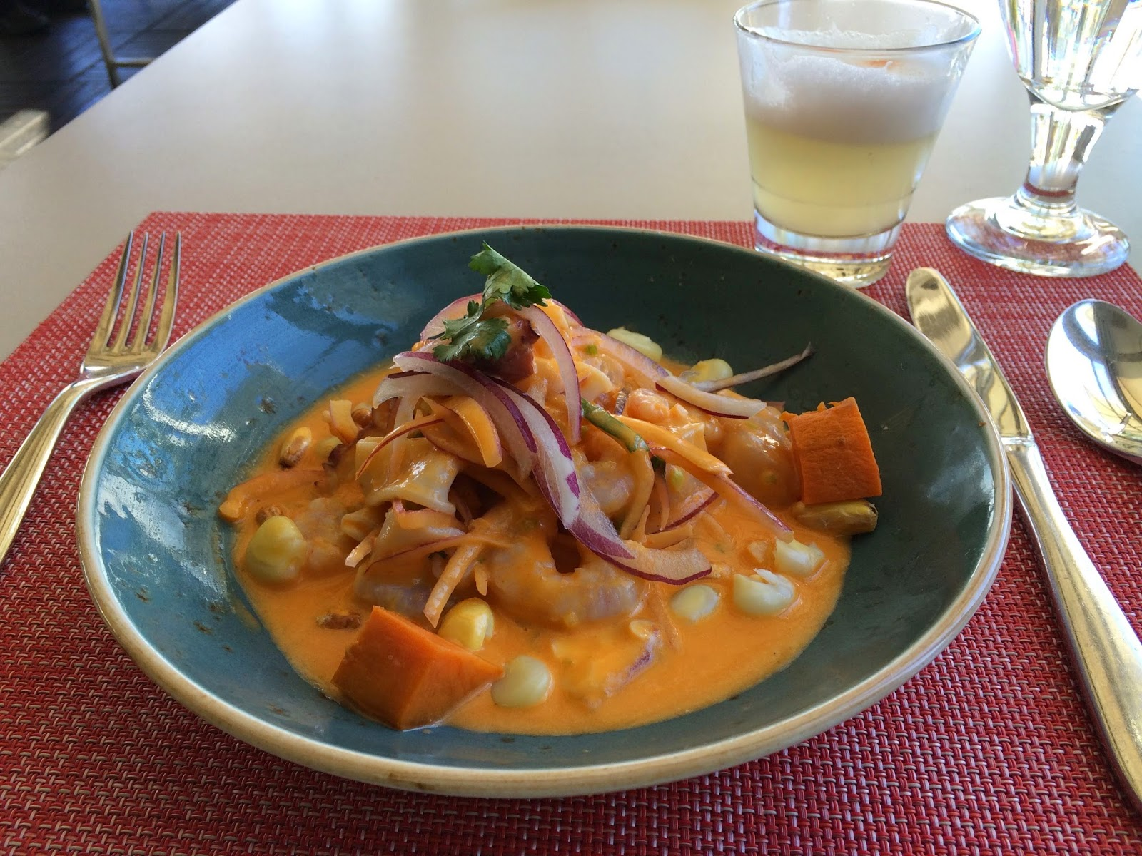 Mixto Ceviche at La Mar