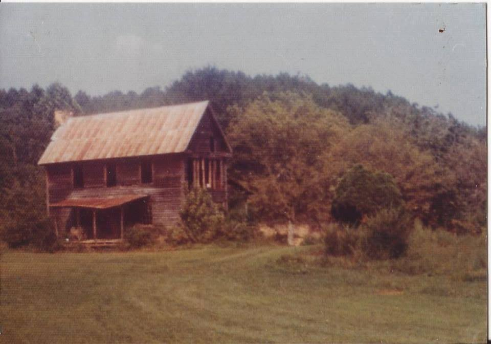 My Great Uncle's Homestead