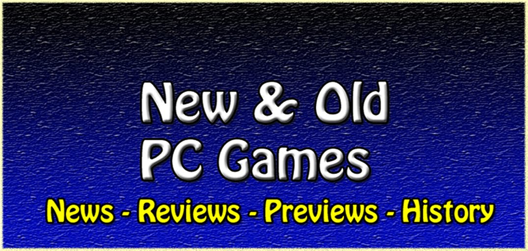 New and Old PC Games
