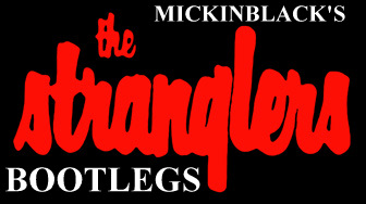 The Stranglers Bootlegs