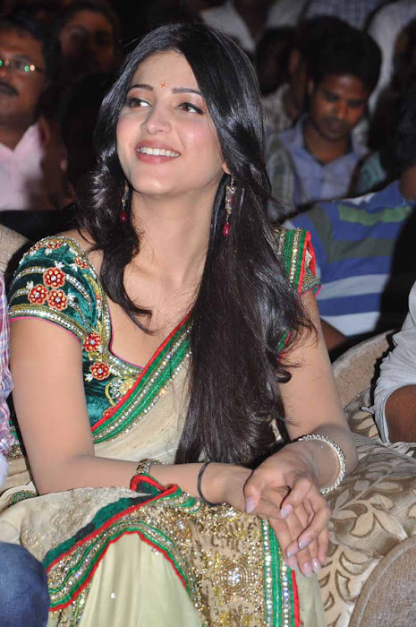 shruti han new spicy in 3 movie audio launch event latest photos