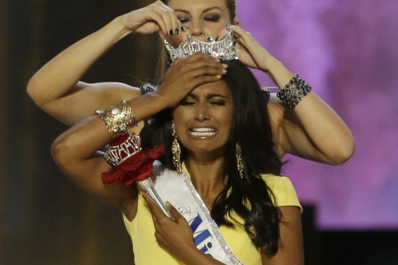 Miss New York Wins Miss America 2014