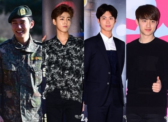 [INSTIZ] Shocking Relationship of EXO D.O. and Park Bo Gum ...