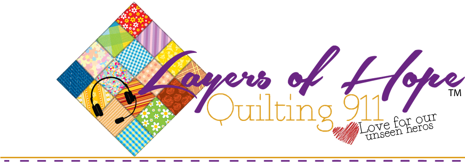 Layers of Hope-Quilting 911