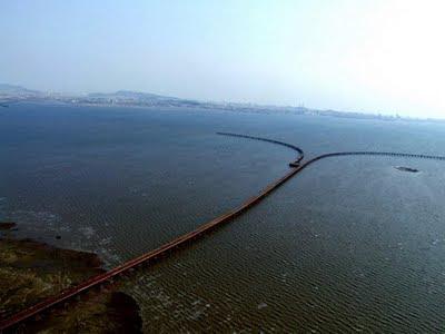 สะพานที่ยาวที่สุดในเอเชีย