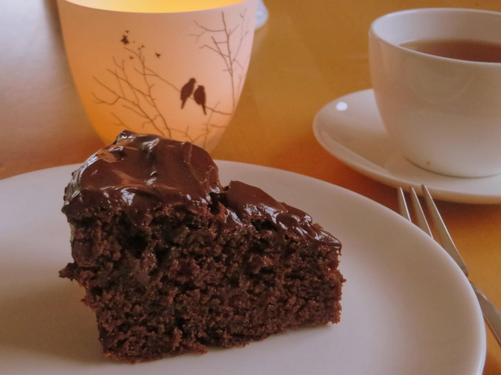 Feiner Schokoladenkuchen