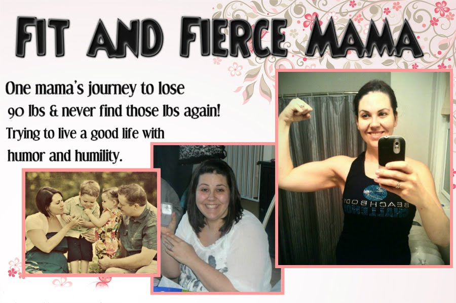 Fit and Fierce Mama