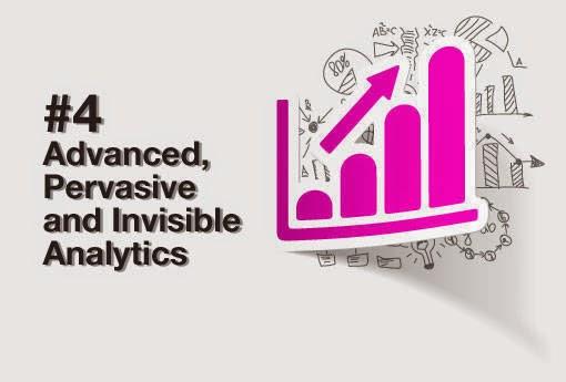 Advanced, Pervasive and Invisible Analytics
