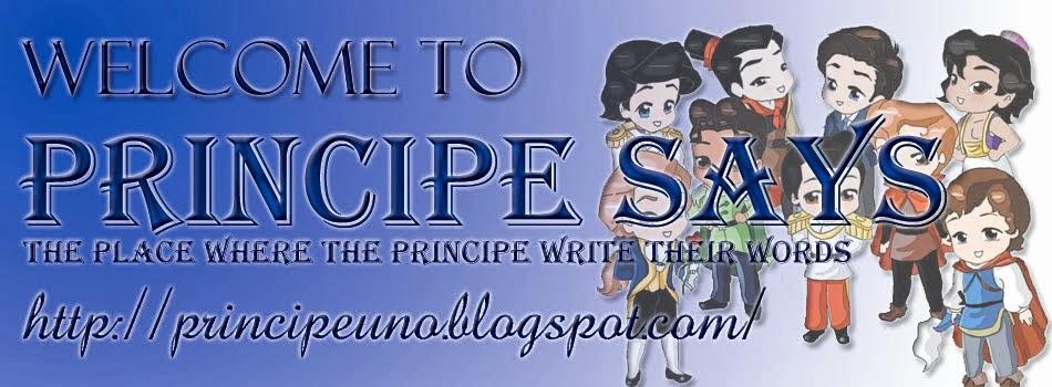 Principe Says