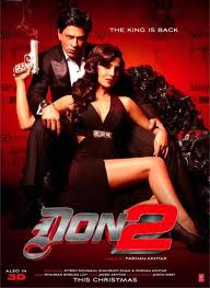 Don 2 Bollywood Movie Mp3 Songs