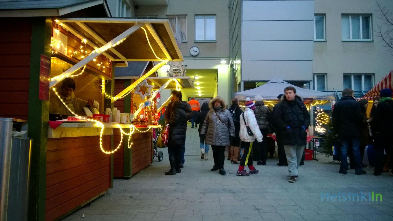 Weihnachtsbasar at Deutsche Schule