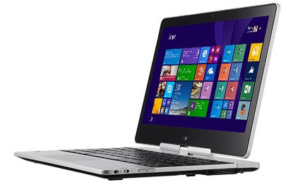 HP EliteBook Revolve 810 G3 con digitalizzatore Atmel G2