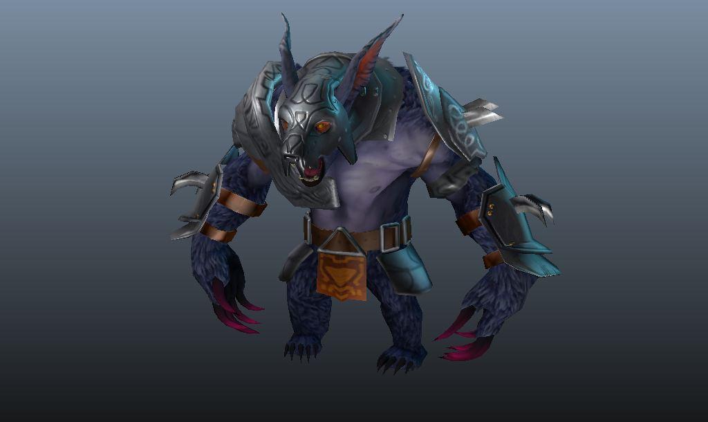 Ursa Warrior Dota 1 Foe's Mod Shop DOTA 2:...