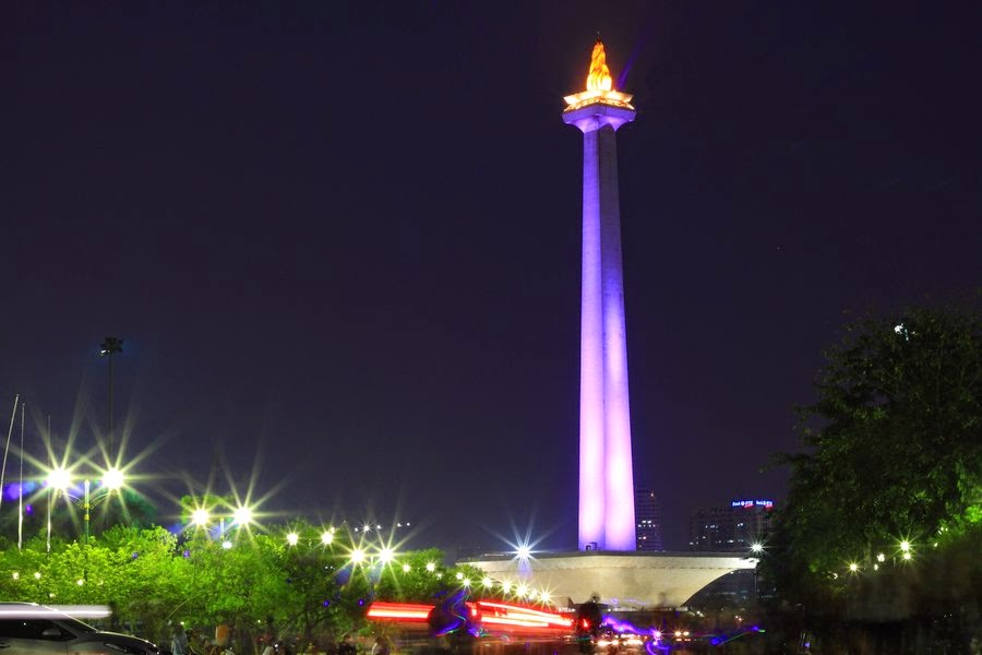 Image result for Tugu Monas
