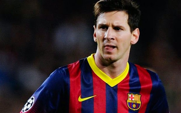 Super Mega Transfer Manchester City Boyong Messi