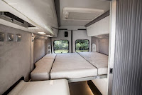 Fiat Ducato 4x4 Expedition Camper Show Van (2015) Interior 4
