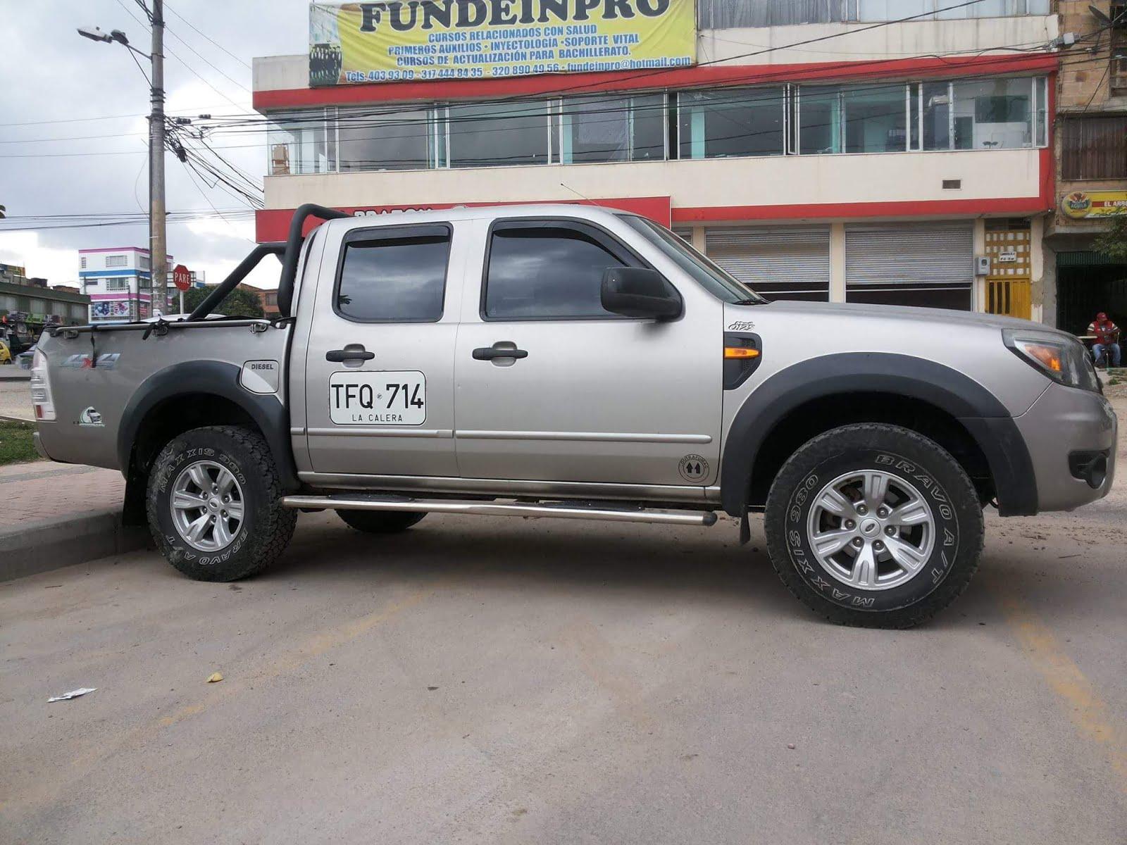 Se Vende Ford Ranger 4*4