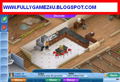 Download Virtual Families 2 game Full Version