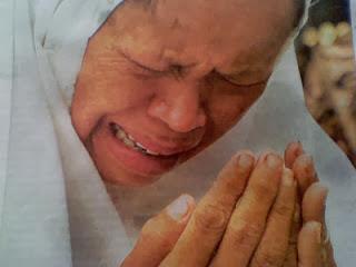 Dahsyatnya doa ibu (ilustrasi)
