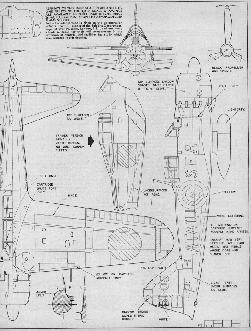 aviation of japan  u65e5 u672c u306e u822a u7a7a u53f2  opportunities to model the a6m