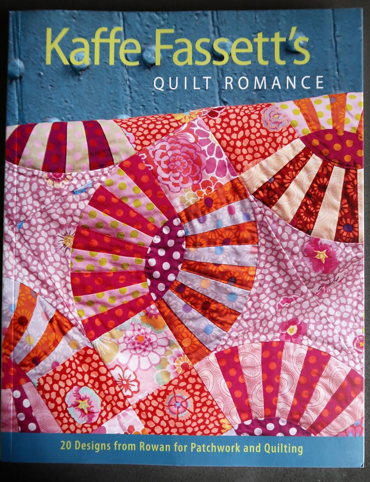 only $15.99! Kaffe Fassett's Quilt Romance (click!)