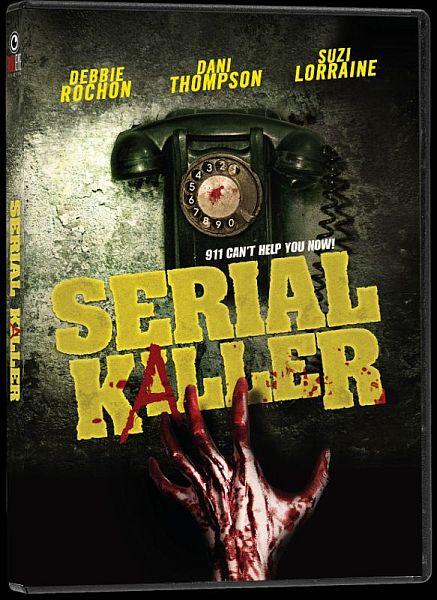 Serial Kaller DVD cover