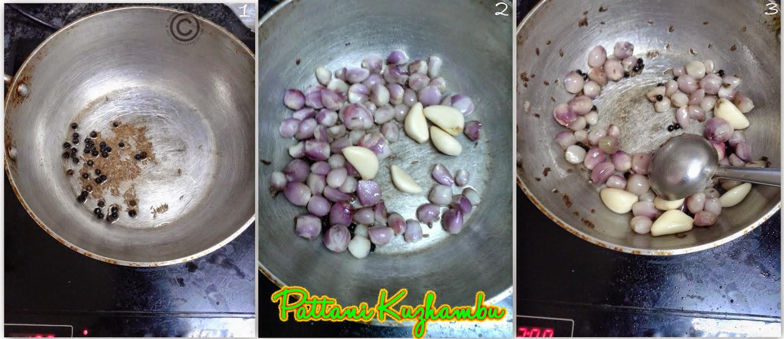 green-peas-kuzhambu