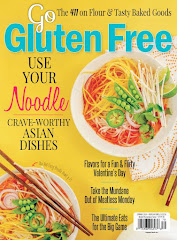 We're in the current issue of Go Gluten Free Magazine ... check it out!