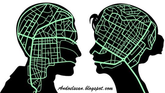 Perbedaan pandangan mata pria dan wanita