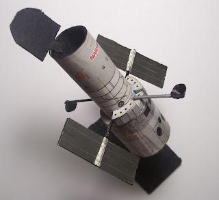 pvc model hubble space telescope - photo #21