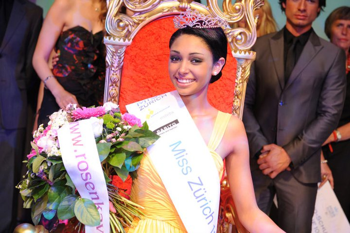 18-year-old Cleo Heuss is the winner of Miss Zürich 2011 - compete in Miss Schweiz 2011 pageant to be held on September 24, 2011