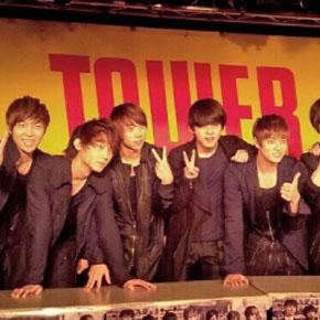 """[111216]""""Tick Tack"""" de U-Kiss supera las expectativas y la tabla de tapas de Tower Records Japón A8de30e31e8cffd87fb96d7fc4a1e8b3"""