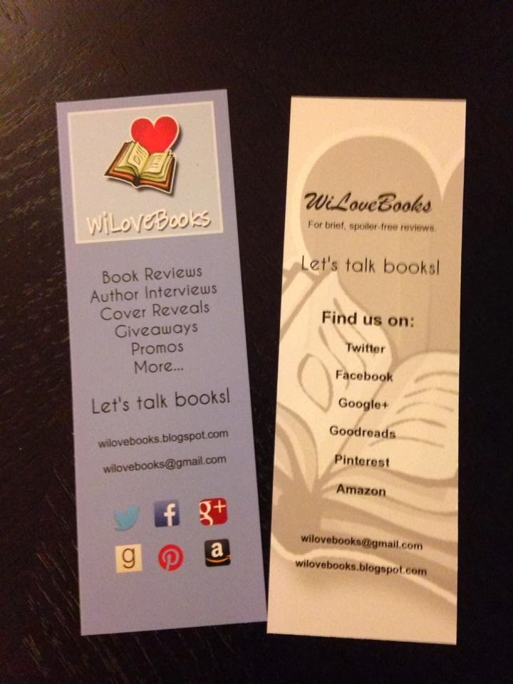 Get a free bookmark!