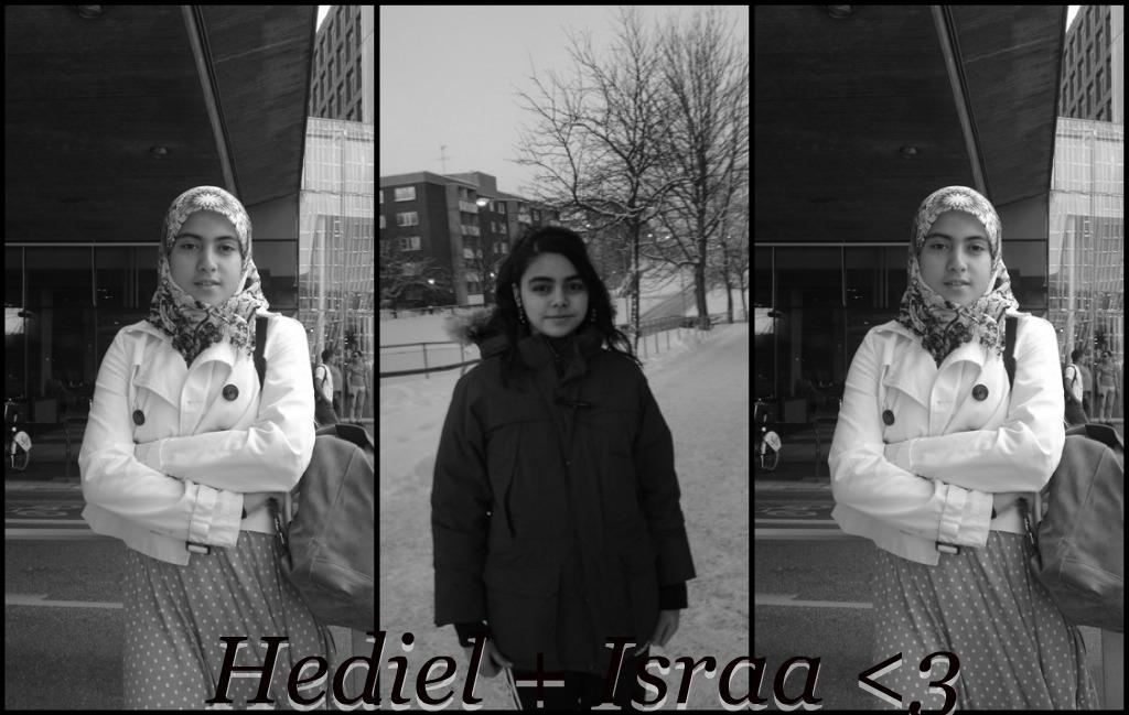 Hediel's life