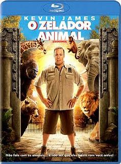 O Zelador Animal Dublado 2011