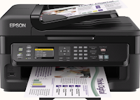 Epson WorkForce WF-2540 Drivers update