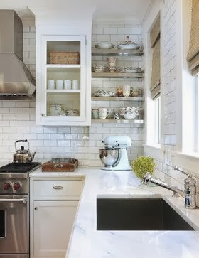an urban cottage white vs gray grout rh anurbancottage blogspot com White Subway Tile Grout Color white kitchen white subway tile dark grout
