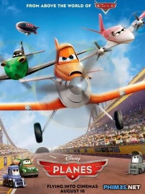 Thế Giới Máy Bay-Planes