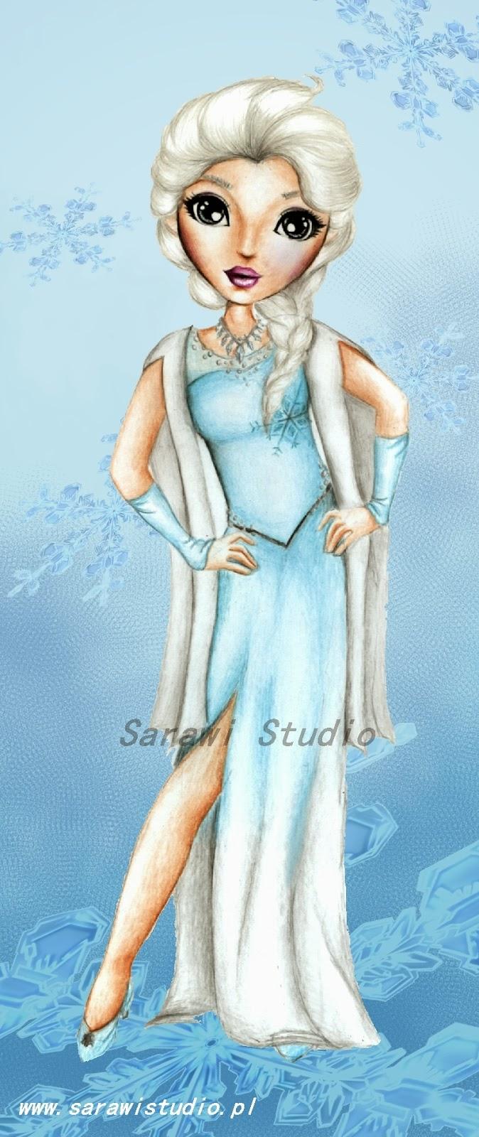 Lilla Lou - Kraina lodu - Frozen
