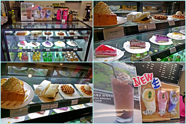 Wiki Cafe Menu | www.meheartseoul.blogspot.com