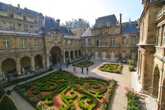 Museu Carnavalet em Paris