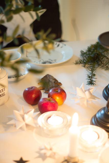 Amalie loves Denmark Frohe Weihnachten