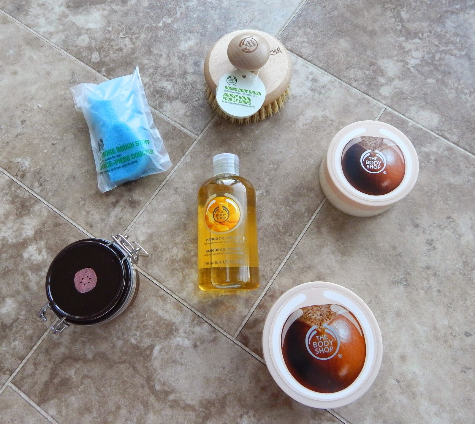 The Body Shop Top Picks