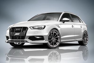 2013 ABT Audi A3 Sportsback