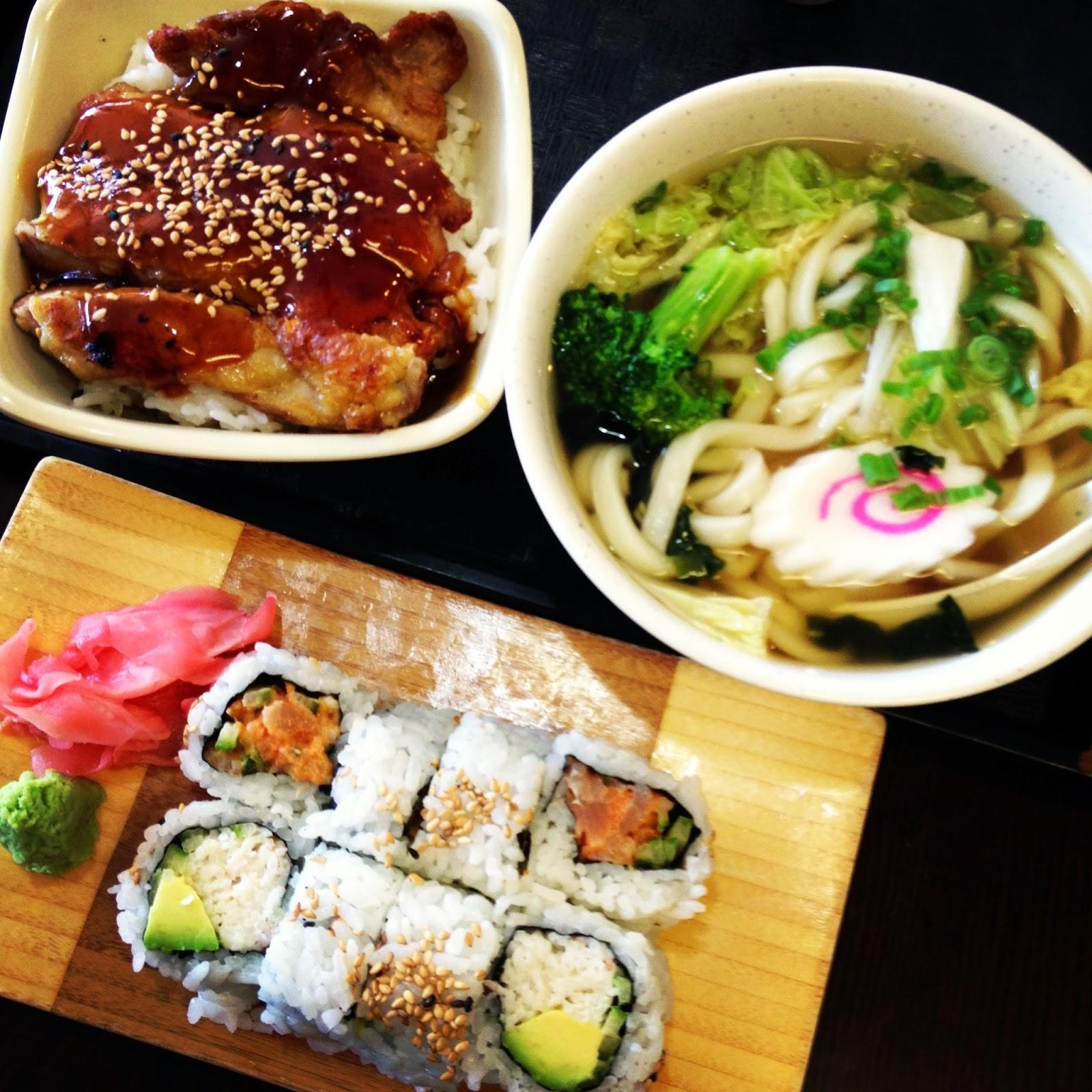 Hidozo sushi, kousek od nás, sem chodíme nejradši!