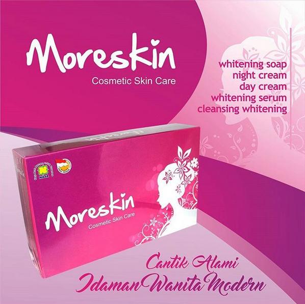 Paket Moreskin